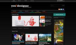 デザインが印象的な、海外のデザイン系ブログ8点